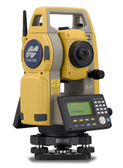 Jual Total Station Topcon OS 105 – 082213743331
